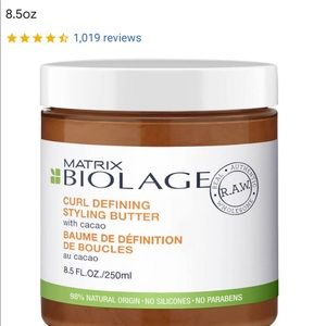Other - New ! Biolage curl defining butter
